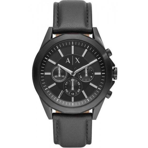 Buy Men's Armani Exchange Watch Drexler AX2627 Chronograph