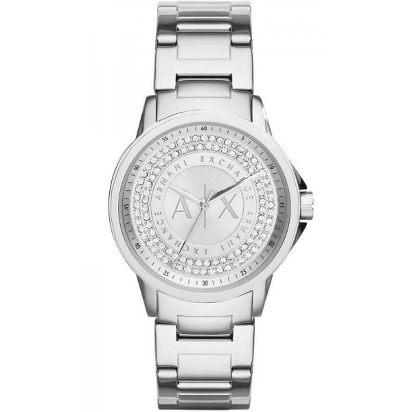 Buy Women's Armani Exchange Watch Lady Banks AX4320