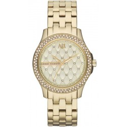 Buy Women's Armani Exchange Watch Lady Hampton AX5216