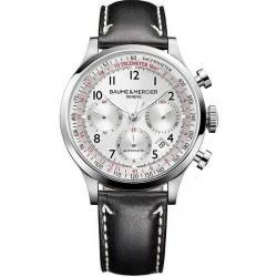 Men's Baume & Mercier Watch Capeland 10005 Automatic Chronograph