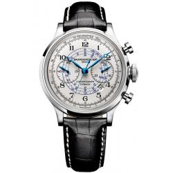 Men's Baume & Mercier Watch Capeland Chronograph Flyback Automatic 10006