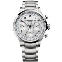 Men's Baume & Mercier Watch Capeland 10064 Automatic Chronograph