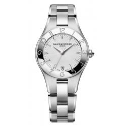 Buy Women's Baume & Mercier Watch Linea 10070 Quartz