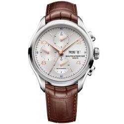 Men's Baume & Mercier Watch Clifton 10129 Automatic Chronograph