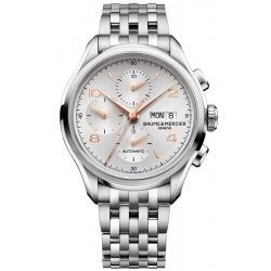 Men's Baume & Mercier Watch Clifton 10130 Automatic Chronograph