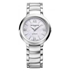 Buy Women's Baume & Mercier Watch Promesse 10182 Mother of Pearl Automatic