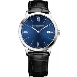 Buy Men's Baume & Mercier Watch Classima 10324 Quartz