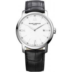 Men's Baume & Mercier Watch Classima 10379 Quartz