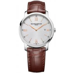 Buy Men's Baume & Mercier Watch Classima 10380 Quartz