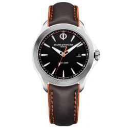 Men's Baume & Mercier Watch Clifton Club 10411 Quartz