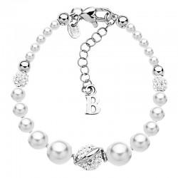 Buy Women's Boccadamo Bracelet Perle BR369 Swarovski