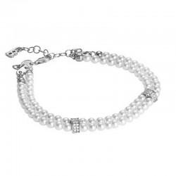 Buy Women's Boccadamo Bracelet Perle BR459 Swarovski
