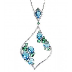 Buy Women's Boccadamo Necklace Lidian GR603