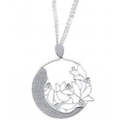 Buy Women's Boccadamo Necklace Fioriluna XGR157 Swarovski
