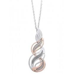 Buy Women's Boccadamo Necklace Nodo D'Amore XGR185RS