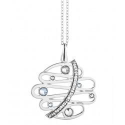 Buy Women's Boccadamo Necklace Melodia XGR235 Swarovski