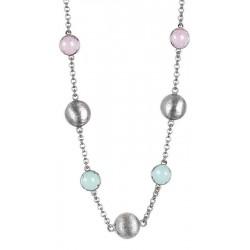 Buy Women's Boccadamo Necklace Cristallarte XGR488A