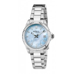 Women's Breil Watch Classic Elegance EW0238 Mother of Pearl Quartz