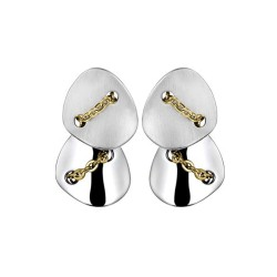 Buy Women's Breil Earrings Back To Stones TJ1378