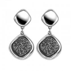 Buy Women's Breil Earrings Moonrock TJ1477