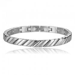 Buy Men's Breil Bracelet Cross Cut TJ1534