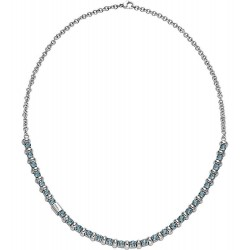 Women's Breil Necklace Rolling Diamonds TJ1571