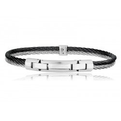 Men's Breil Bracelet Cable TJ1828