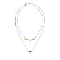 Women's Breil Necklace Rockers Jewels TJ2617