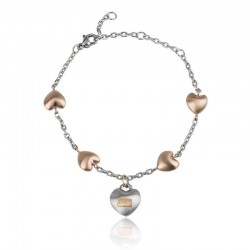 Women's Breil Bracelet Kilos Of Love TJ2727 Heart
