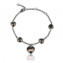Buy Women's Breil Bracelet Kilos Of Love TJ2728 Heart