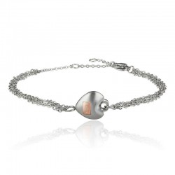 Buy Women's Breil Bracelet Kilos Of Love TJ2729 Heart
