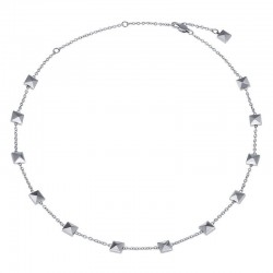 Women's Breil Necklace Rockers Jewels TJ2810