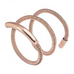 Buy Womens Breil Bracelet New Snake Steel TJ2839