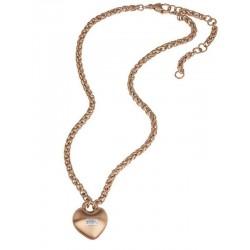 Women's Breil Necklace Kilos Of Love TJ2856 Heart