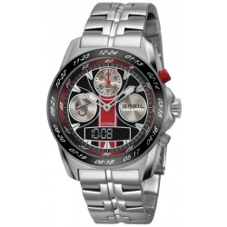 Breil Abarth Men's Watch TW1365 Quartz Multifunction
