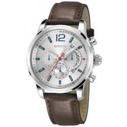Men's Breil Watch Miglia TW1372 Quartz Chronograph