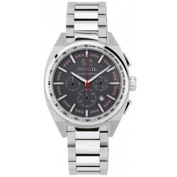 Men's Breil Watch Master TW1458 Quartz Chronograph