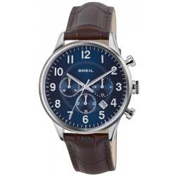 Men's Breil Watch Contempo TW1576 Quartz Chronograph