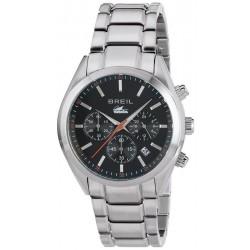 Men's Breil Watch Manta City TW1606 Quartz Chronograph