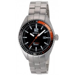 Men's Breil Watch Midway Diver 200M TW1629 Quartz
