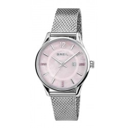 Buy Women's Breil Watch Contempo TW1723 Mother of Pearl Quartz
