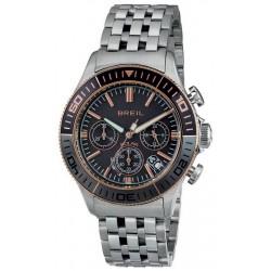 Men's Breil Watch Manta 1970 TW1821 Solar Chronograph