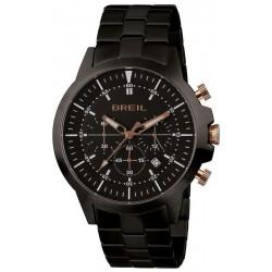 Men's Breil Watch X.Large TW1839 Quartz Chronograph