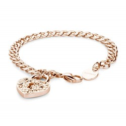 Women's Brosway Bracelet Private Love Edition BPV19 Heart