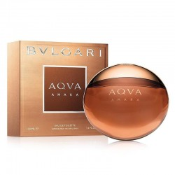 Bulgari Aqua Amara Perfume for Men Eau de Toilette EDT Vapo 100 ml