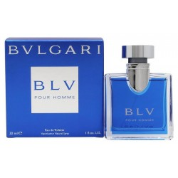 Bulgari Blu Perfume for Men Eau de Toilette EDT Vapo 30 ml