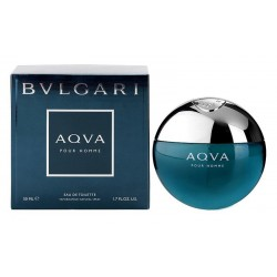 Bulgari Aqua Perfume for Men Eau de Toilette EDT Vapo 50 ml