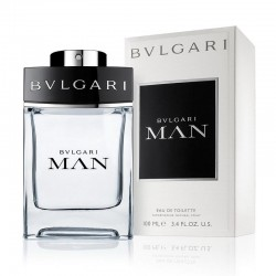 Bulgari Man Perfume for Men Eau de Toilette EDT Vapo 100 ml