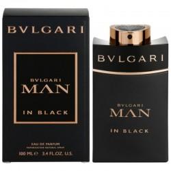 Buy Bulgari Man in Black Perfume for Men Eau de Parfum EDP Vapo 100 ml