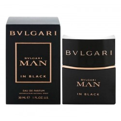 Bulgari Man in Black Perfume for Men Eau de Parfum EDP Vapo 30 ml